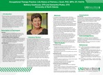 Evolution of Occupational Therapy Practice:  Life History of Patricia Scott PhD, MPH, OT, FAOTA