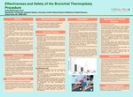 Effectiveness and Safety of the Bronchial Thermoplasty Procedure