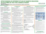 Effectiveness of Different Styles of Diabetic Education on Outcomes of the Type II Diabetic Patient