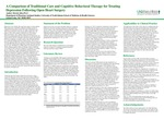 A Comparison of Traditional Care and Cognitive Behavioral Therapy for Treating Depression Following Open Heart Surgery