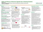 Safety and Efficacy of Electronic Cigarette Use in Smoking Cessation