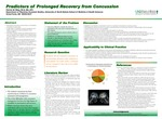 Predictors of Prolonged Recovery from Concussion