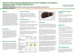 Should the Pharmacologic Management for Chronic Hepatitis C Encompass a Response Guided Therapy Treatment Plan?