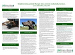 Implementing Animal Therapy into Current Medicinal Practices