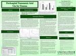 Pre-hospital Tranexamic Acid Use for Trauma
