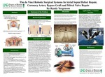 The da Vinci Robotic Surgical Systems In Atrial Septal Defect Repair, Coronary Artery Bypass Graft and Mitral Valve Repair