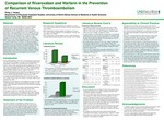 Comparison of Rivaroxaban and Warfarin in the Prevention of Recurrent Venous Thromboembolism by Philip J. Heiden
