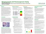 Managing Anxiety with Pharmacogenomic Testing by Ashley Pommer