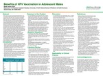 Benefits of HPV Vaccination in Adolescent Males