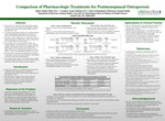 Comparison of Pharmacologic Treatments for Postmenopausal Osteoporosis