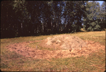 (001) Mound August 1971 by James Smith Pierce