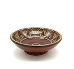 C CBL 013-0183, Bentonite bowl by Margaret Kelly Cable