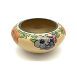 C CBL 046-0216, Floral Bowl by Margaret Kelly Cable