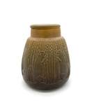 C CBL 038-0208, Flickertail Wheat Lamp Base by Margaret Kelly Cable