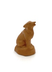 Coyote Figurine by Maker Unknown