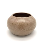 Small Brown Bowl by Amundson