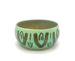 Mint Green Bowl by Amundson