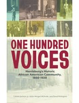 One Hundred Voices: Harrisburg's Historic African American Community, 1850-1920