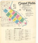 Grand Forks, 1892 by Sanborn Map Company
