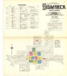 Bismarck, 1912 by Sanborn Map Company