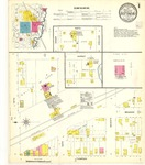 Bottineau, 1908 by Sanborn Map Company