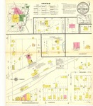 Bottineau, 1913 by Sanborn Map Company