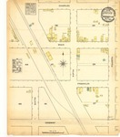 Carrington, 1884 by Sanborn Map Company