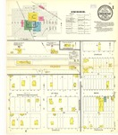 Carrington, 1909 by Sanborn Map Company