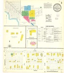 Devils Lake, 1904 by Sanborn Map Company