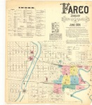 Fargo, 1884 by Sanborn Map Company