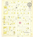 New Rockford, 1908 by Sanborn Map Company
