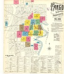 Fargo, 1905 by Sanborn Map Company