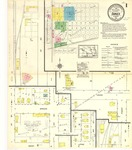 Oakes, 1914 by Sanborn Map Company