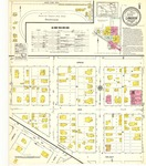 Langdon, 1918 by Sanborn Map Company