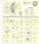 Casselton, 1910 by Sanborn Map Company