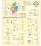 Casselton, 1917 by Sanborn Map Company