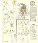 Lisbon, 1919 by Sanborn Map Company