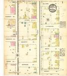 Mandan, 1884 by Sanborn Map Company
