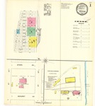 Mandan, 1892 by Sanborn Map Company