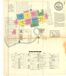 Mandan, 1913 by Sanborn Map Company