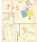 Mayville, 1893 by Sanborn Map Company