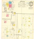 Mayville, 1898 by Sanborn Map Company