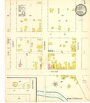 Pembina, 1892 by Sanborn Map Company