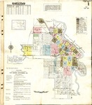 Grand Forks, 1927 (with paste downs from 1951, 1957, and 1960)