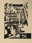 Franz Kafka, Give it Up—a suite of five prints: Image 2 by Peter Kuper