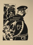Franz Kafka, Give it Up—a suite of five prints: Image 4 by Peter Kuper