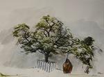 Homesteading - Mist by Zoe Charleton