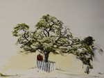 Homesteading - Lawn by Zoe Charleton
