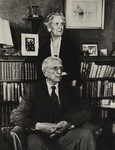 Josephine and Dr. Robert D. Campbell by Photographer Unknown