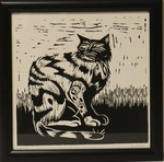 Some Cats (image 2) by Peter Kuper